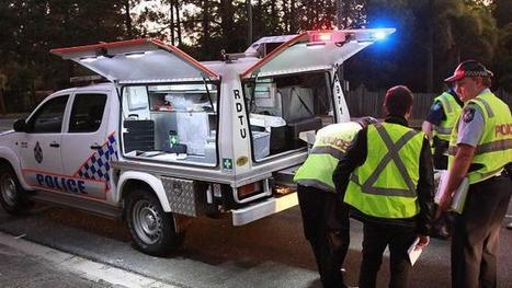 Could you fail a roadside drug test? (Aus)   Alcohol & other drug issues in the media   Scoop.it