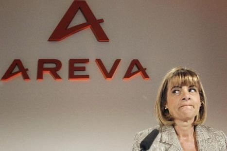 FRANCE: Anne Lauvergeon en conflits d'interêts avec AREVA à cause de son mari | Governance, Business ethics and Sustainability | Scoop.it