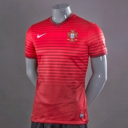 Kaos Bola Portugal Home Piala Dunia 2014 | mukadol | Scoop.it