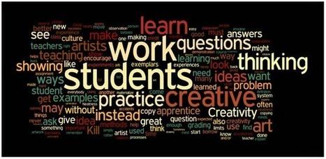 Ways not to kill classroom creativity | Technology Ideas | Scoop.it