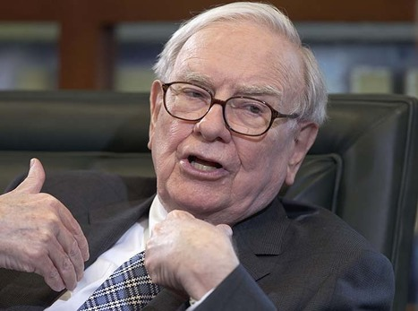 Free news is unsustainable: Buffett | Innovations in journalism | Scoop.it