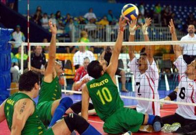 Voleibol sentado. | Volei | Scoop.it