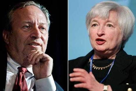 Do you trust Larry Summers or Janet Yellen to police Wall Street? - Washington Post | MONETARY POLICY in BIG DATA era | Scoop.it
