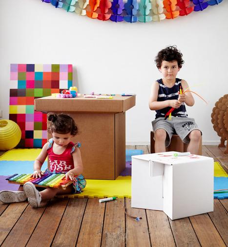 Cardboard Furniture | Furniture Designers | Scoop.it