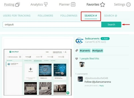 4 outils pour programmer vos publications sur Instagram | Les outils de la veille | Les outils du Web 2.0 | Scoop.it