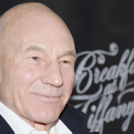 Patrick Stewart's Heartfelt Response to Domestic Violence [VIDEO] | News You Can Use - NO PINKSLIME | Scoop.it