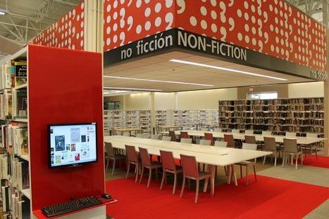 A Walmart Turned High-Tech Library, Ready for School | #hyperlib | Scoop.it