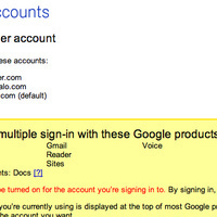 Google Multiple Sign-In Now Supports Up to 10 Accounts   Tools You Can Use   Scoop.it