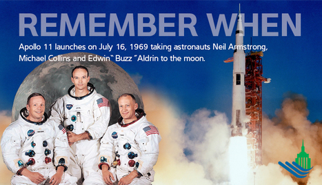 Apollo 11 Launches 47 Years Ago Today | News and Insights for Better Banking | Scoop.it