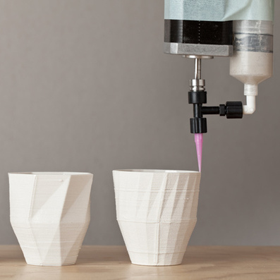 Stratigraphic Manufactury by Unfold at Istanbul Design Week | Big and Open Data, FabLab, Internet of things | Scoop.it