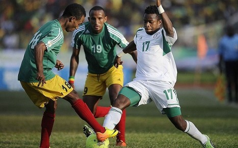 World Cup 2014: Nigeria's timing for chaos arrives earlier than usual as Cold ... - Telegraph.co.uk | FIFA World Cup 2014 - Win tickets | Scoop.it