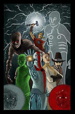 St George's Day launch for a new superhero: Englishman | The Indigenous Uprising of the British Isles | Scoop.it