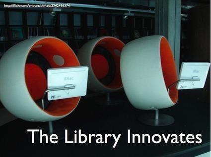 L'e-veille en 7 liens (3) : Spécial architecture et aménagement de bibliothèque   LibraryLinks LiensBiblio   Scoop.it