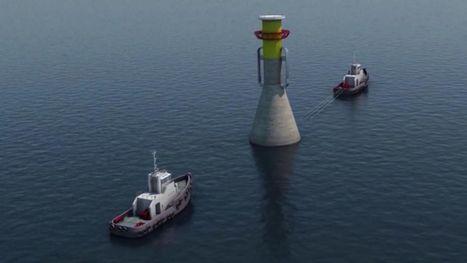 COP 21 : faire flotter du béton pour planter des éoliennes en mer… | Actualités Sciences | Scoop.it