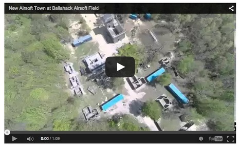 New Airsoft Town at Ballahack Airsoft Field - VIDEO on YouTube | Thumpy's 3D House of Airsoft™ @ Scoop.it | Scoop.it