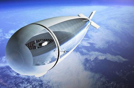 La région appelée à devenir le berceau des dirigeables du futur - La Provence | Aérostation, ballons et dirigeables | Scoop.it