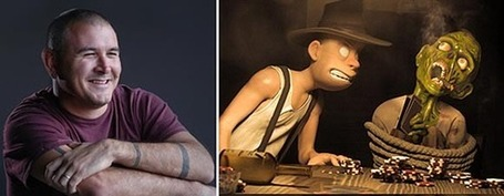 "Blur's Tim Miller Responds To ""The Goon"" Kickstarter Controversy 