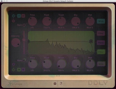 iZotope's Dynamic Delay is free – and wonderful | Synesound Studios | Scoop.it