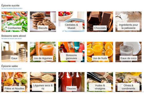 Premier décryptage de l'offre d'Amazon dans l'alimentaire [Exclusif] | Retail & Logistique | Scoop.it