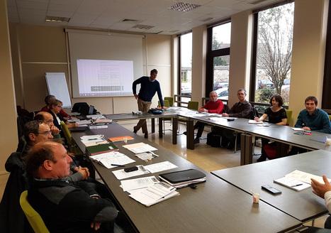 La fédération des cumas d'Ile-de-France prépare l'avenir | On parle des CUMA ! | Scoop.it