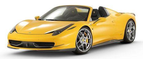 New Ferrari Spider Cars @ Wheelmela.com | Find used and new cars, bikes, bicycles, trucks in india - Wheelmela | Scoop.it