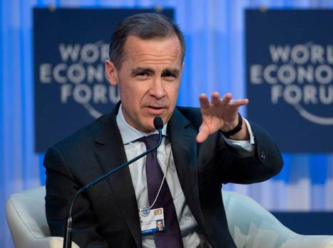 If he wants to turn around the Bank of England supertanker, Mark Carney has a ... - The Independent | Monetary Policy | Scoop.it