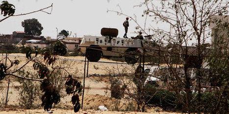 L'armée saisit des conteneurs de gaz toxiques dans le Sinaï | Égypt-actus | Scoop.it
