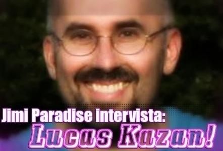 Jimi Paradise intervista Lucas Kazan | JIMIPARADISE! | Scoop.it