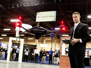 Report From The Drone Convention: Unmanned Vehicles Find New Uses | #DroneWatch | Scoop.it
