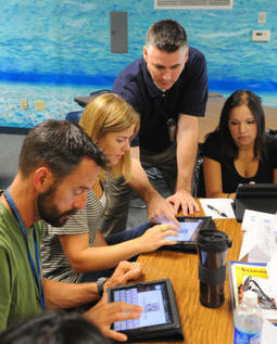 Manhattan Beach teachers union questions district's iPad program - The Daily Breeze | iPad Apps for Education | Scoop.it