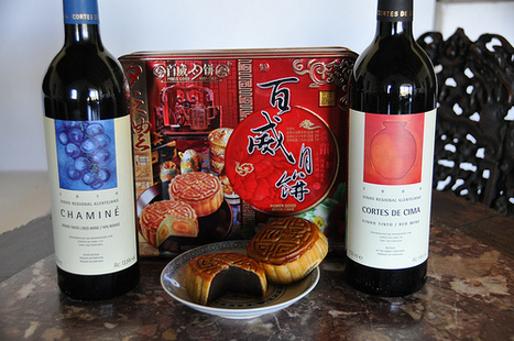 Cortes de Cima - Mooncakes and the Chinese Language of Wine | Charliban Worldwide | Scoop.it