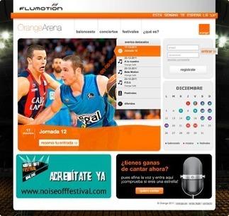 Orange y la ACB forman equipo con Flumotion para crear una comunidad única en torno a la música y el deporte   Panorama Audiovisual   Radio 2.0 (En & Fr)   Scoop.it