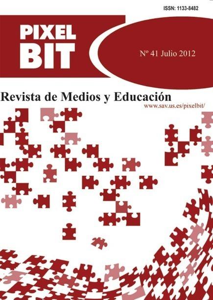 Revista Píxel-Bit Julio 2012: Revista de Medios y Educación - RedDOLAC - Red de Docentes de América Latina y del Caribe - | Revistas de educación matemática | Scoop.it