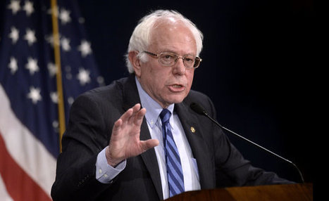 Bernie Sanders Promises A Contested Democratic Convention | Business Video Directory | Scoop.it