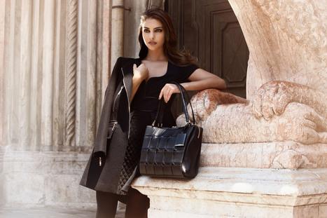 Giudi Handbags Woman Collection F/W 2014 | Le Marche & Fashion | Scoop.it