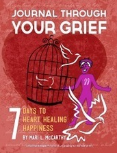 Journaling Therapy Tips #180 - Journal Through Grief   Journal For You!   Scoop.it