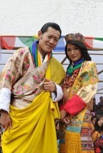 Thrill of poetry... To my king and my queen | BhutanKingdom | Scoop.it