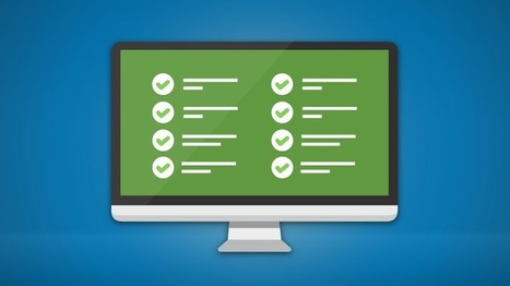Using Surveys To Assess eLearning: Pros And Cons | Educational Technology News | Scoop.it