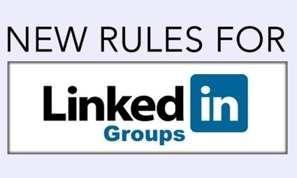 Linkedin Sets New Limits on Messaging Group Members | Executive Coaching Growth | Scoop.it