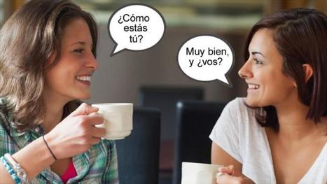 ¿Cuál es la diferencia entre 'vos' y 'tú' en español? | Todoele - ELE en los medios de comunicación | Scoop.it