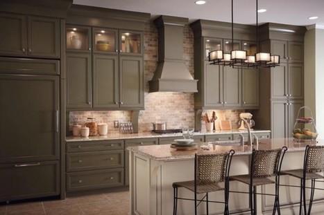 Stylish Kitchen Cabinet Refacing Ideas   Rhinway- home design   Scoop.it