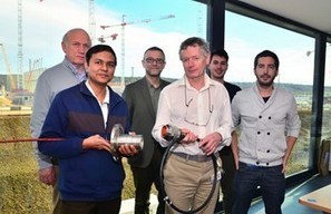 NEWSLINE: First prototypes of high-voltage feedthrough | Stories from Big Science facilities | Scoop.it