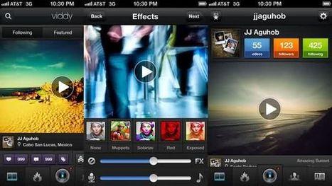 Breve guía de uso de Viddy, el Instagram de vídeos | Recursos, aplicaciones TIC, y más | Scoop.it