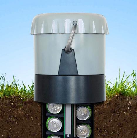 eCool: koude biertjes in de tuin zonder koelkast - Freshgadgets.nl | Voorsprong door innovatie | Scoop.it