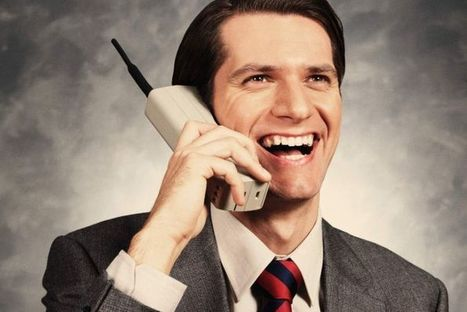 The early years of the mobile phone in Australia   Mobile media   Scoop.it