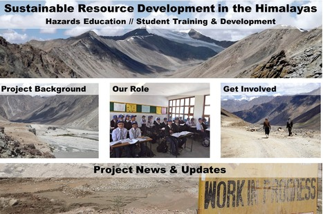 Sustainable Resource Development in the Himalayas - Geology for Global Development | Geography in the classroom | Scoop.it