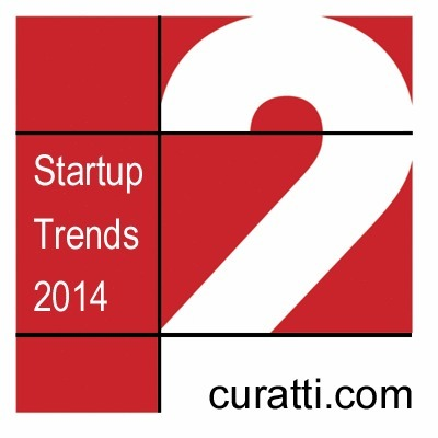 Startup Trends 2014 II - via Curatti | Pourquoi's innovation and creativity digest | Scoop.it