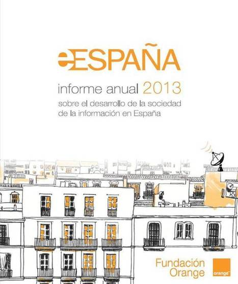 e-learning, conocimiento en red: Informe eEspaña 2013. sobre el desarrollo de la sociedad de la información en España. @FundaciónOrange @eraser | Communities Extraction in Social Learning Environments | Scoop.it