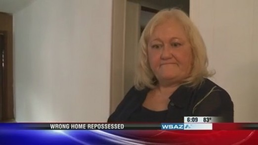 West Virginia woman loses everything after repossession company 'forecloses' on wrong house | The Raw Story