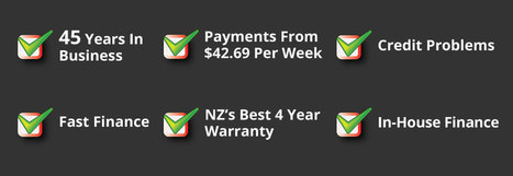 Bad Credit Car Finance | Car Dealers | Scoop.it